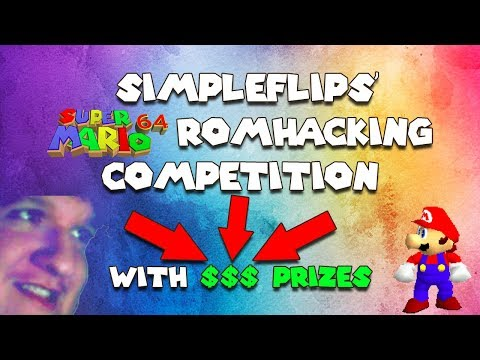 SimpleFlips' Rom Hacking Competition w/ Cash Prizes