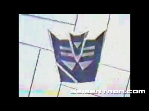 Transformers G2 Cartoon Commercial Generation 2 1993 #3