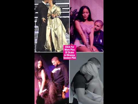 Drake & Rihanna: Their Sexiest PDA Moments Of All Time