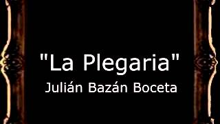 La Plegaria - Julián Bazán Boceta [AM]
