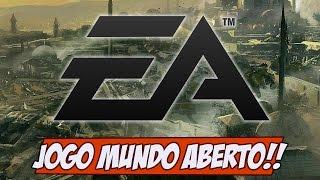 EA Vai Fazer Um Jogo MUNDO ABERTO no estilo GTA e ASSASSIN