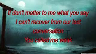 Drake - Don't Matter To Me ft. Michael Jackson (Lyrics w/ Audio)