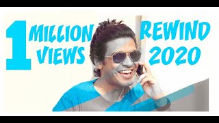 REWIND 2020 with NAVEEN POLISHETTY | JAATHI RATNALU | NEW TELUGU MOVIE |  COMEDY