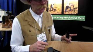 Shot Show: Stukey Shooting Bench