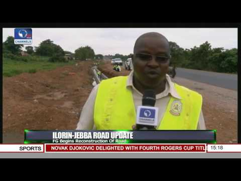 FG Begins Reconstruction Of Ilorin-Jebba Road