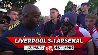 Liverpool 3-1 Arsenal  | Pepe Was Superb! He Should Have Scored (Ty)