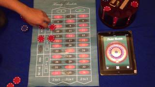 Roulette -  How to Win EVERY TIME!    Easy Strategy, Anyone can do it!    Part 2