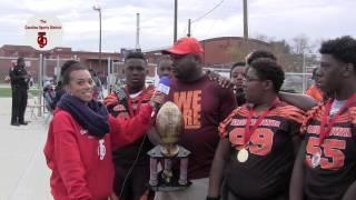12u shutdown academy 2015 ayf regionals post game interview