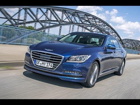 Hyundai Genesis (2014) - Kann Hyundai auch Luxus?