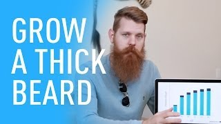 How To Grow A Full, Thick, and Dense Beard | Eric Bandholz