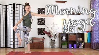 Morning Yoga - Gentle Sequence To Start Your Day