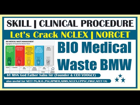 Bio Medical Waste Management (BMW) VIP Clinical Procedure