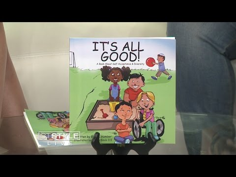 """Mommy Mondays: """"It's All Good"""" Children's Book Teaches Diversity, Acceptance ,and Tolerance"""