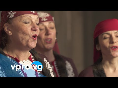 The Mystery of the Bulgarian Voices: live session VG Buiten Spelen