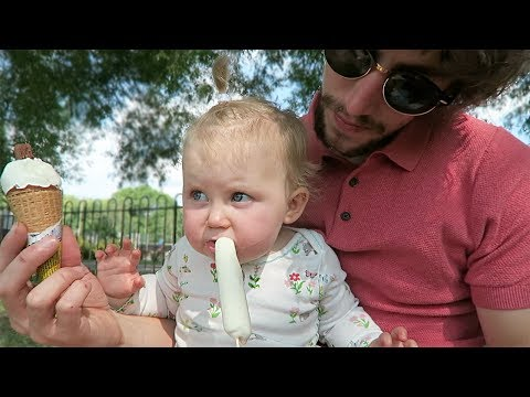 BABY'S FIRST ICE CREAM | VLUNE