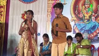 atha maga unna nenachu alagu kavithai song | tamil Folk Song | nattupura padal | Iriz Vision