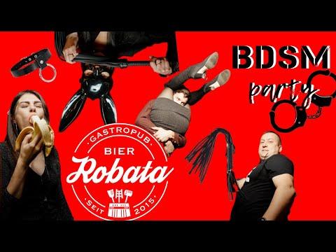BDSM party на ROBATE