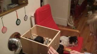DIY Electric Spinning Wheel