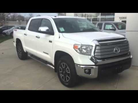 2016 tundra trd off road limited balise toyota youtube. Black Bedroom Furniture Sets. Home Design Ideas