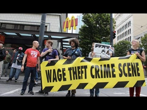 Employers Steal $15B From Low Wage Workers Each Year