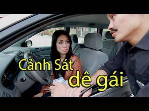 Cảnh Sát Dê Gái (from Mad TV) - 102 Productions (hài tục tỉu) Phillip Đặng