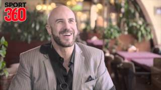 WWE Superstar Cesaro on life as a wrestler and getting into character