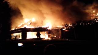 Kenwick Park Louth Health Club Fire 2
