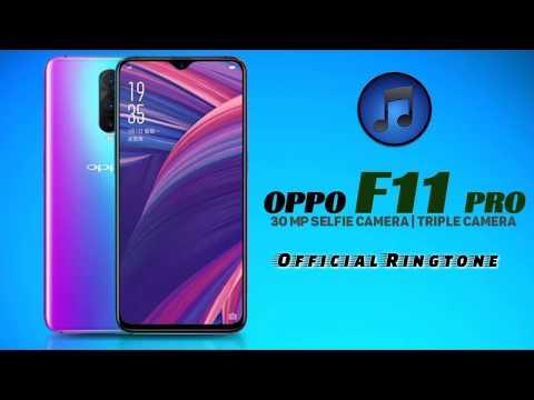 Oppo F11 Official Ringtone-2018