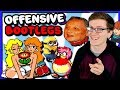 Offensive Bootleg Games - Conner The Woz