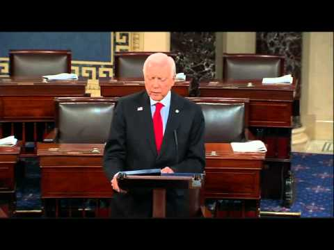 Sen. Orrin Hatch speaks on need for Keystone XL Pipeline