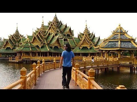 Ancient City & The Erawan Museum Bangkok Thailand