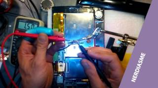 #09 Archos cmos Battery replacement