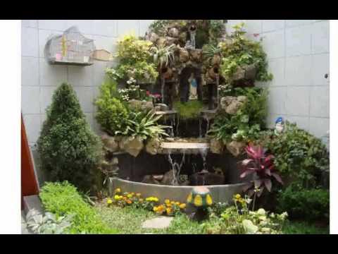 Jardin en espacio peque o doovi for Como puedo arreglar mi jardin pequeno