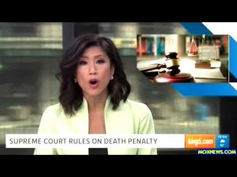 Washington State Supreme Court Rules Death Penalty Unconstitutional!