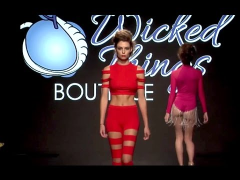 WICKED THINGS BOUTIQUE at Art Hearts Fashion Los Angeles Fashion Week