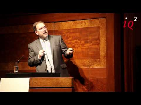 Professor Robin Grimes on Generation IV nuclear reactors - IQ2 talks