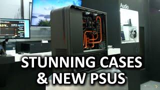 Murderbox MKII, New PSU, & a New Case - Silverstone Booth Computex 2015