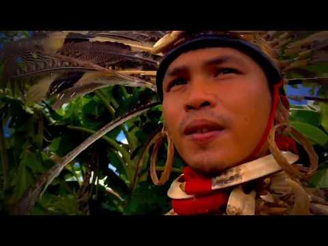 • AINU • with DAYAK people • Borneo - Indonesia • 😉