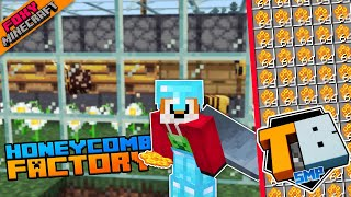 HONEYCOMB FACTORY | Truly Bedrock Season 1 [79] | Minecraft Bedrock Edition 1.14 SMP
