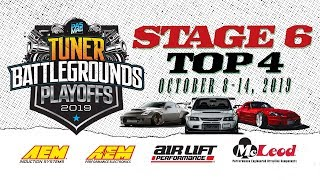 Stage 6: Top 4 | 2019 PASMAG Tuner Battlegrounds Playoffs
