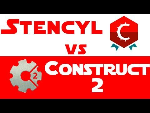 Stencyl Vs Construct 2