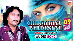 Chod Diya Pardesi Ne || 2017 New Hindi Song  ||  Best Qawwali || Ashok Zakhmi