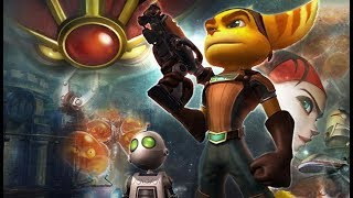 Ratchet and Clank Future: Tools of Destruction Gameplay Walkthrough - Part 1