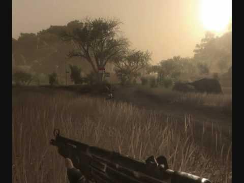 Far Cry 2 Gameplay Pc Ati 4850 Max Settings Directx 10 Youtube