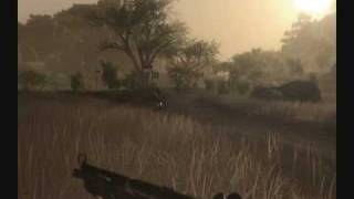 Far Cry 2 Gameplay PC Ati 4850 Max Settings DirectX 10