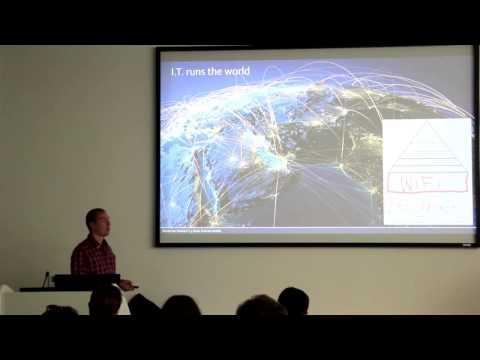 Simon Powers - Scaling Agile and Organisational Change