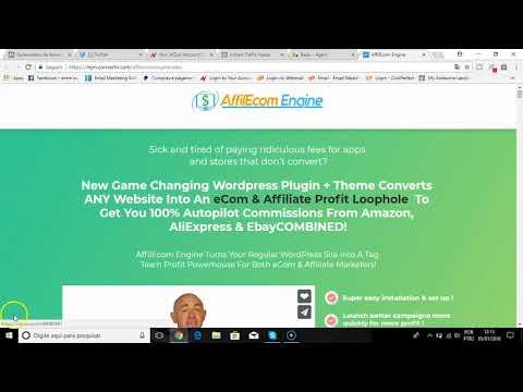 AffilEcom Engine review