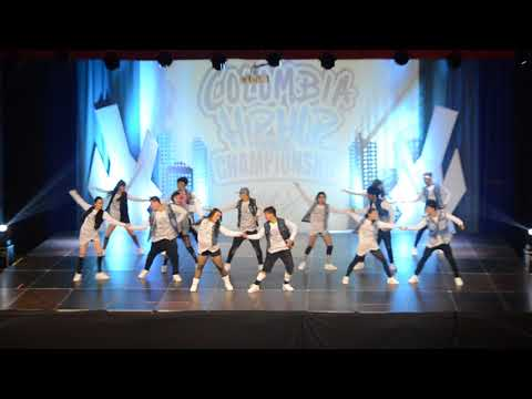 PUD FAMILY  HHI COLOMBIA 2017 (MegaCrew)