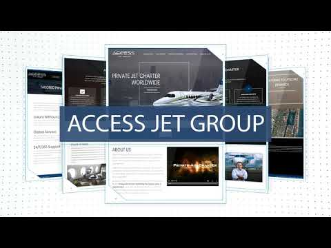 Access Jet Group Luxury On-Demand Jet Travel