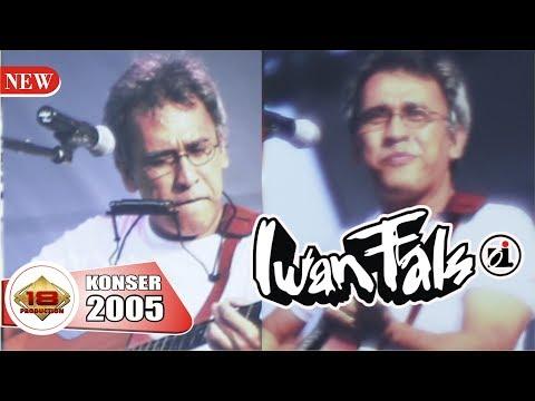 THE BEST..!! IWAN FALS' TERHARU MELIHAT PENONTON MEMBLUDAK...!!! (LIVE KONSER SUKABUMI 2005)